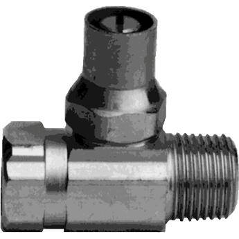 "Delta 1 Stop Check Valve Chrome 1/2""FPT"