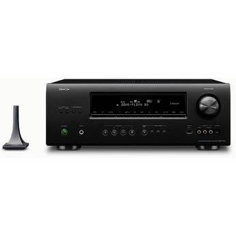 Denon AVR-1912 7.1-Channel Network Streaming AV Receiver