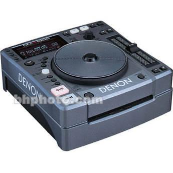 Denon DJ DN-S1000 - Compact Portable DJ CD/MP3 Player