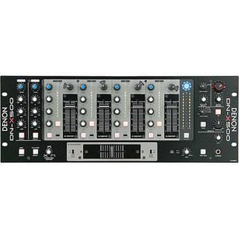 Denon DJ DN-X500 DJ Mixer