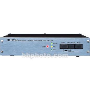 Denon DN-V755 Rack-Mountable Network Audio/Visual Player