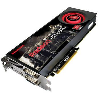 Diamond Radeon HD 6970 PCIE 2 GB GDDR5 Video Graphics Card