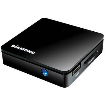 Diamond HD Media Wonder Mini Media Player