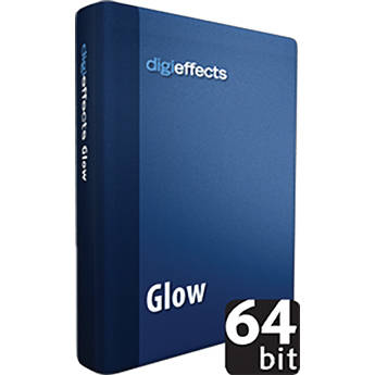 Digieffects Glow Effect for Delirium v2 Special Effects Package