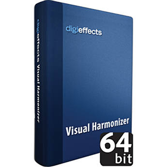 Digieffects Visual Harmonizer Effect for Delirium v2 Special Effects Package