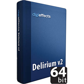 Digieffects Delirium v2 Special Effects Plug-ins Package