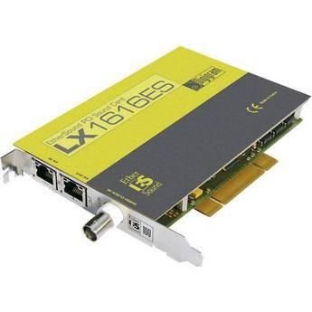 Digigram LX1616ES 32 Channels - PCI Network Sound Card