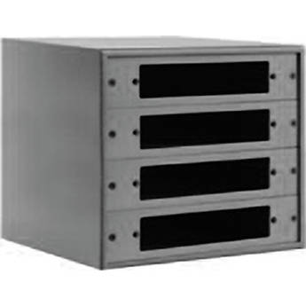 Dorrough 280-B4 Desktop Box Housing for Four Dorough 280 Meters