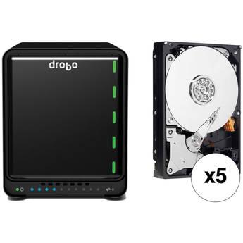 Drobo 5TB (5x1TB) Drobo 5D Kit