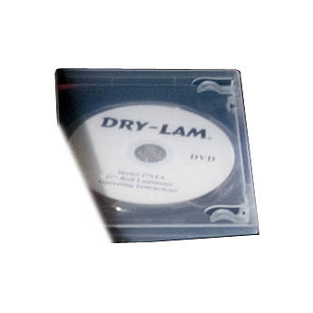 "Dry Lam DVD Tutorial for the LPE6510 25"" Laminator"