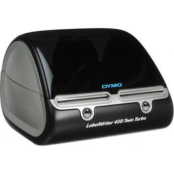 Dymo LabelWriter 450 Twin Turbo USB Label Printer