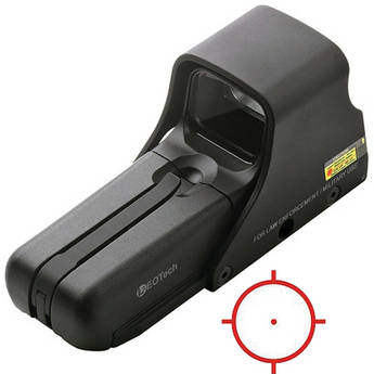 EOTech 512 Holographic Sight (Black)