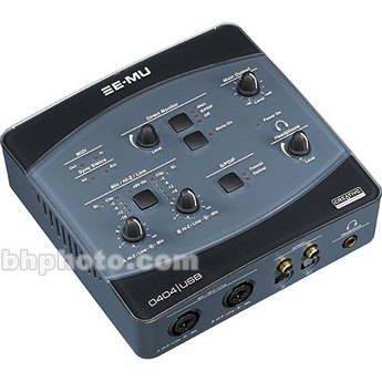 E-MU 0404 USB 2.0 Interface