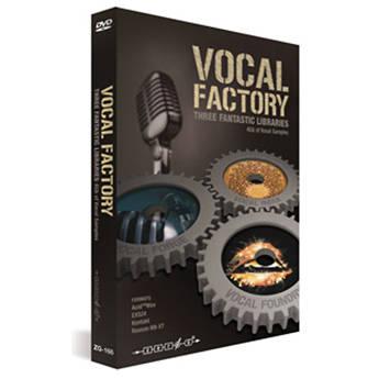 Zero-G Vocal Factory - Vocal Samples