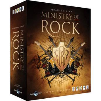 EastWest Quantum Leap Ministry of Rock - Virtual Instrument