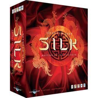 EastWest Quantum Leap Silk- Masters of the Silk Road Virtual Instrument