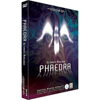 Zero-G PHAEDRA - Virtual Analog Synthesizer