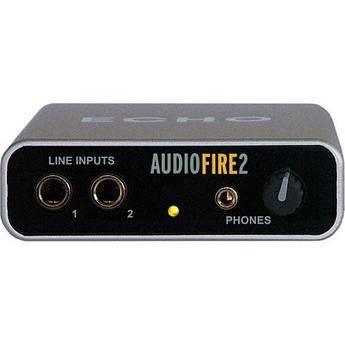 Echo AudioFire2 FireWire Audio Interface