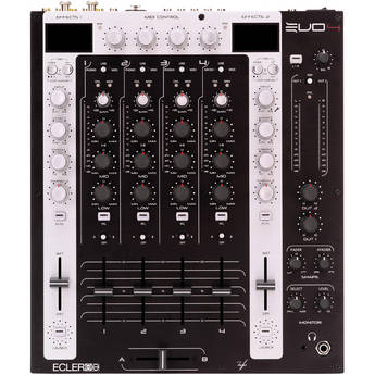 Ecler EVO 4 Professional Digital DJ Mixer