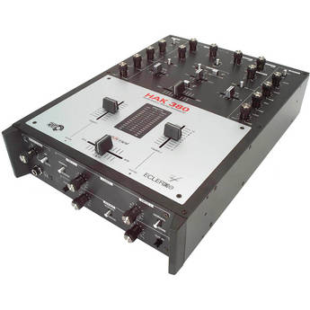 Ecler HAK 380 2-Channel DJ Mixer
