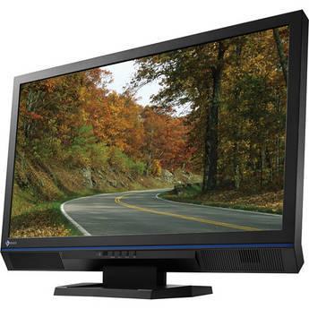 """Eizo FORIS FS2332 23"""" LED-Backlit IPS LCD Monitor with Eizo EasyPIX (Black)"""