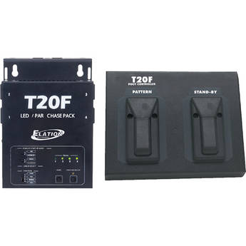 Elation Professional T20F Chase Control w/Foot Pedal (120VAC)