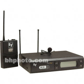 Electro-Voice RE-2 UHF Wireless Bodypack Microphone System