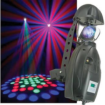 Eliminator Electro Scan LED Scanner (120VAC)
