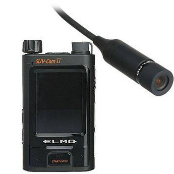 Elmo SUV-Cam II Micro Video Camera System with 5' Cable