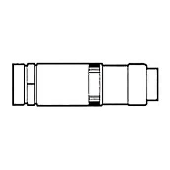 Elmo 9266 24mm, f/3.1 Lens for Micro Cams