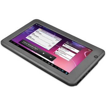 "Ematic 7"" eGlide Steal Android 4.0 Tablet Computer"