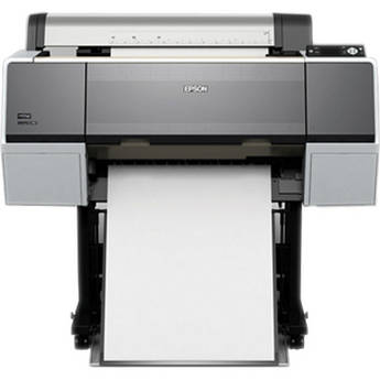 Epson Stylus Pro 9890 Wide Format Inkjet Printer