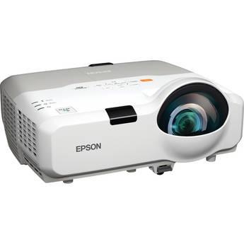 Epson PowerLite 420 Multimedia Projector