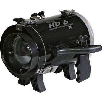 Equinox HD6 Underwater Housing for Canon HF100, HF10 and HF11