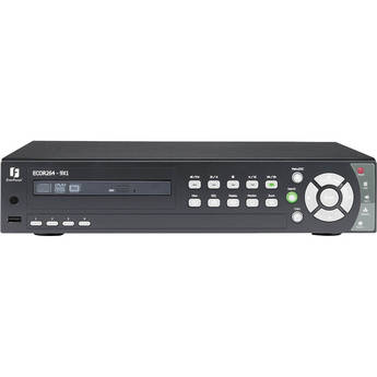 EverFocus ECOR264 4 CH H.264 DVR with GUI Menu (1TB)