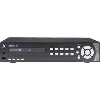 EverFocus ECOR264 4 CH H.264 DVR with GUI Menu (500GB)