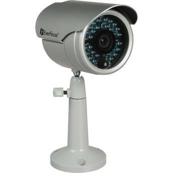EverFocus Weather Resistant IR Bullet Camera