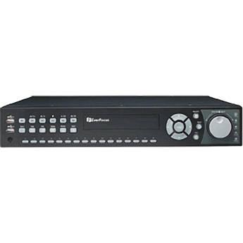 EverFocus Endeavour 16-Channel H.264 DVR (8 TB)