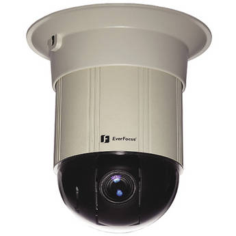 EverFocus Indoor Mini PTZ Dome Camera