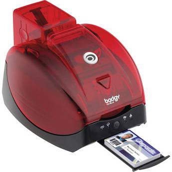 Evolis BDG101FRU Badgy Desktop Plastic Card Printer