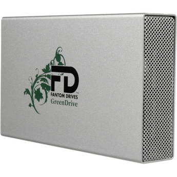 Fantom 2TB GreenDrive Quad Interface External Hard Drive