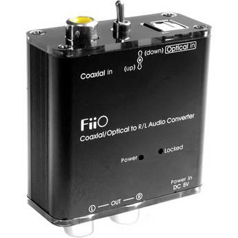Fiio D3 Digital to Analog Audio Converter