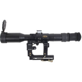 Firefield 6x42 POSP SVD Riflescope