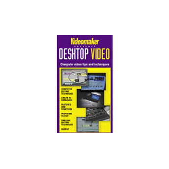 First Light Video Videomaker: Digital Video Editing Training DVD