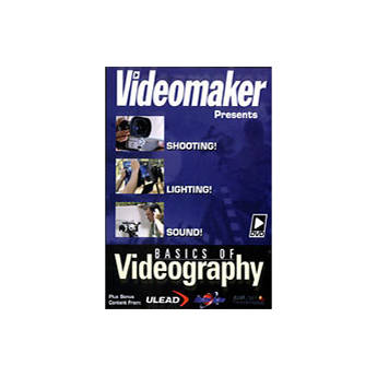 First Light Video DVD: Basics of Videography