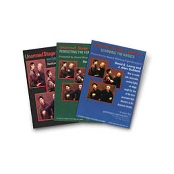 First Light Video DVD: The Complete Unarmed Stage Combat DVD Series with David Leong, J. Allen Suddeth (3 DVDs)