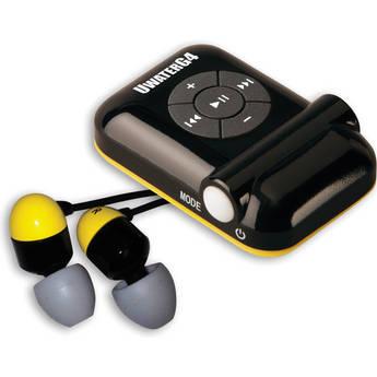 Fitness Technologies 4GB UwaterG4 Waterproof MP3 Player & Earphones (Black/Yellow)