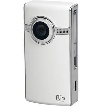 Flip Video UltraHD Camcorder (White)