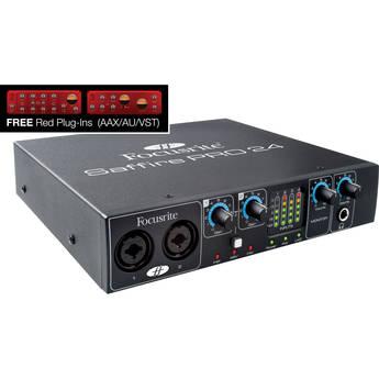 Focusrite Saffire PRO 24 - 16 x 8 Audio & MIDI FireWire Interface