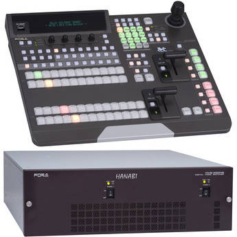 For.A HVS-350HS Type B 1.5 M/E Switcher